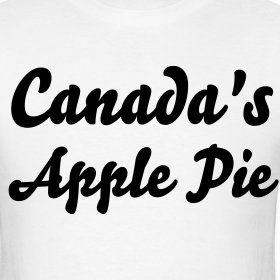 Design ~ Men's - Canada's Apple Pie