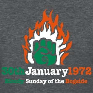 the bogside - Women's T-Shirt