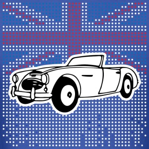 Austin-Healey Union Jack - Men's T-Shirt