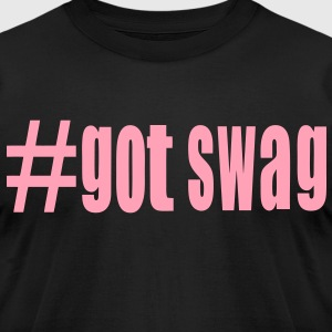 #GOT SWAG - Men's T-Shirt by American Apparel