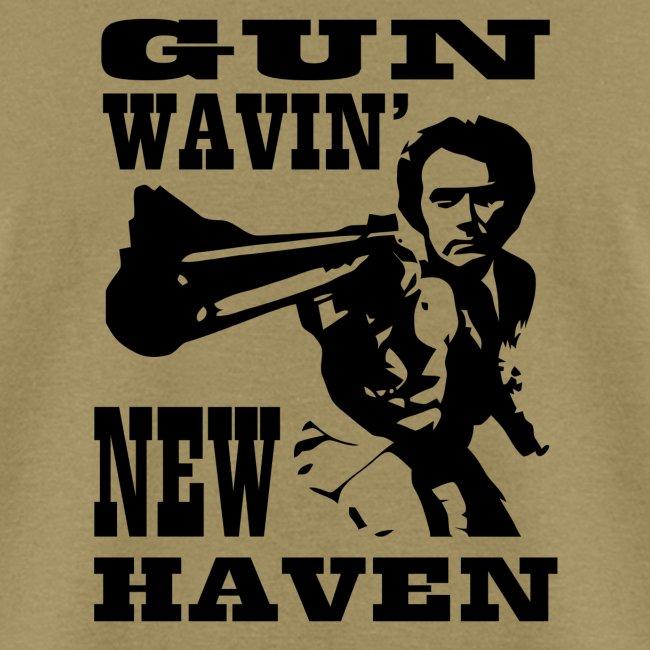 Gun Wavin' New Haven