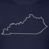 Design ~ Kentucky Outline