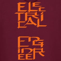 Electrical Engineer Character Hoodies