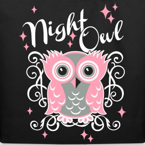 night owl Bags  - Eco-Friendly Cotton Tote