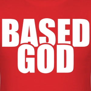 Based God T-Shirts - stayflyclothing.com - Men's T-Shirt