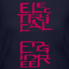 Electrical Engineer Character Long Sleeve Shirts