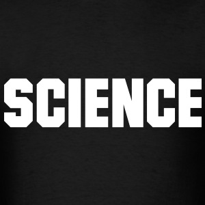 Science Authority - Men's T-Shirt