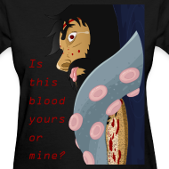 Design ~ Is this blood yours or mine?