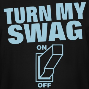 Turn My Swag On T-Shirts - Men's Tall T-Shirt