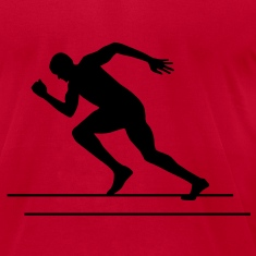 Runner, Running, Sprinter T-Shirts