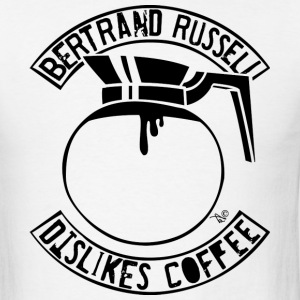 Betrand Russell's Coffee Pot? - Men's T-Shirt