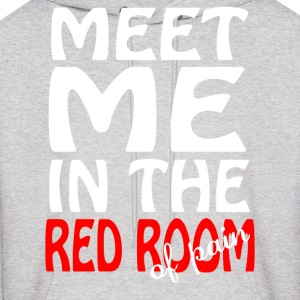 christian grey meet me in the red room of pain Hoodies - Men's Hoodie