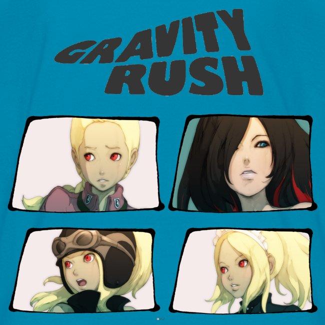 Gravity Rush Comic Kids