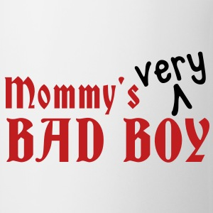 Mommy's VERY bad boy gothic Accessories - Coffee/Tea Mug