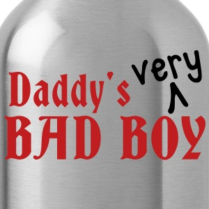 Daddy's VERY bad boy Accessories - Water Bottle