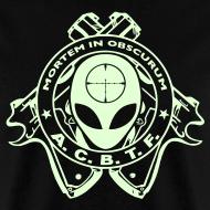 Design ~ ALIEN CAVE BASE TASK FORCE COMBAT SHIRT