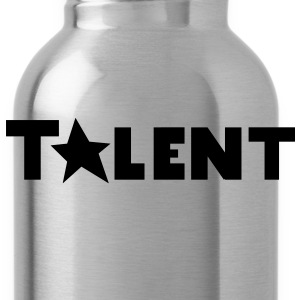 talent with a STAR Accessories - Water Bottle