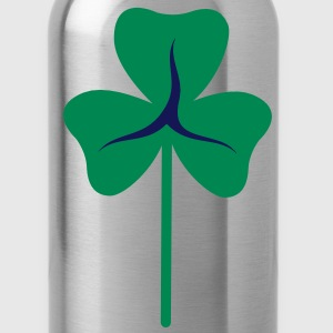 new shamrock trendy Accessories - Water Bottle
