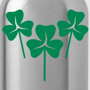 TRIO shamrock Ireland Irish leaf Accessories - Water Bottle