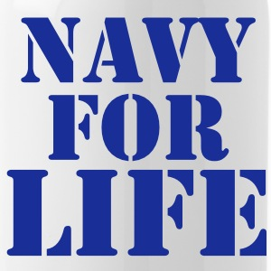 NAVY FOR LIFE Accessories - Water Bottle