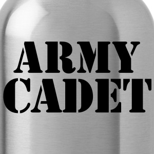 army cadet in stencil Accessories - Water Bottle
