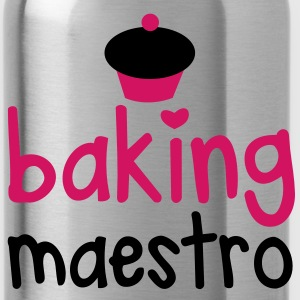 CUPCAKE baking maestro  Accessories - Water Bottle