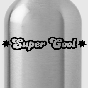 super cool with funky stars Accessories - Water Bottle