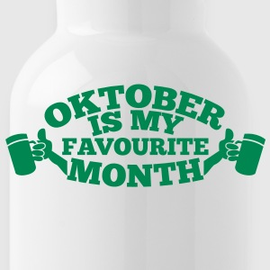 OKTOBERFEST  OKTOBER is my favourite month Accessories - Water Bottle