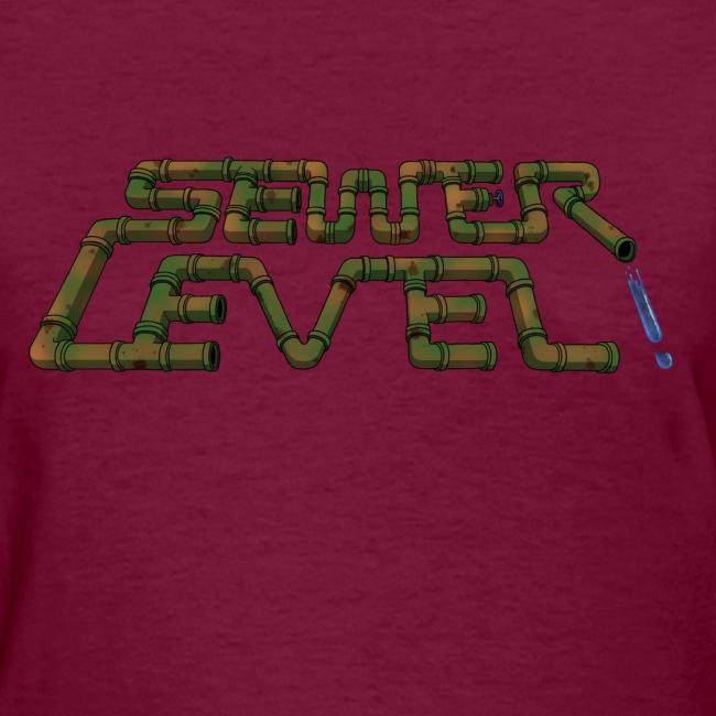 Sewer Woman!