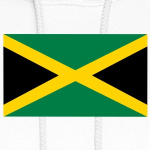 flag of Jamaica Hoodies - Women's Hoodie