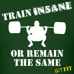 Men's Train Insane T-Shirts - Men's T-Shirt