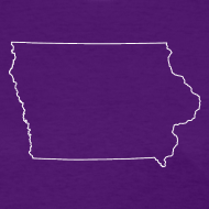 Design ~ Iowa Outline