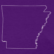 Design ~ Arkansas Outline