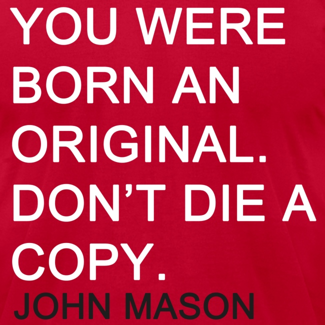BORN AN ORIGINAL