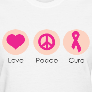 Design ~ Love Peace Cure
