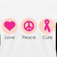 Design ~ Love Peace Cure