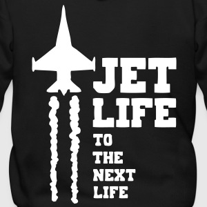 Jet Life Zip Hoodies/Jackets - stayflyclothing.com - Men's Zip Hoodie
