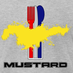 Mustard American Apparel T - Men's T-Shirt by American Apparel
