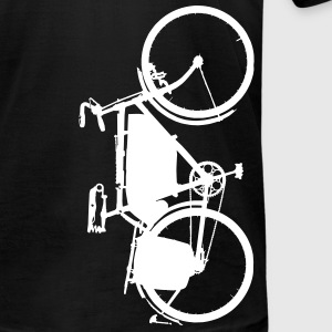 Men's Swiss Army Bicycle T-shirt - Men's T-Shirt by American Apparel