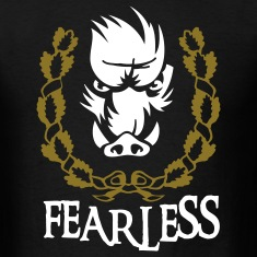 fearless_wildboar_2 T-Shirts