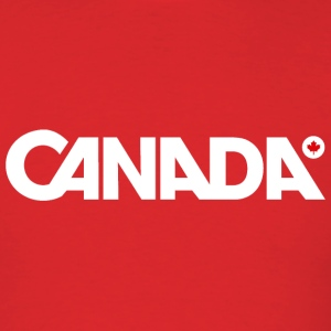 Canada Styled Standard Weight T-Shirt - Men's T-Shirt