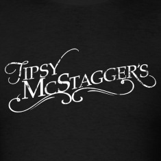 TIPSY McSTAGGER'S T-Shirts