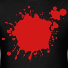 Splatter VECTOR T-Shirts