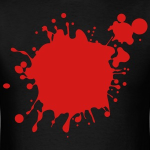 Splatter VECTOR T-Shirts - Men's T-Shirt