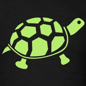 Turtle VECTOR T-Shirts - Men's T-Shirt