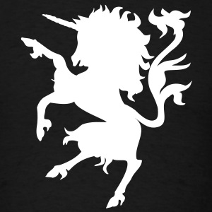 Unicorn VECTOR T-Shirts - Men's T-Shirt