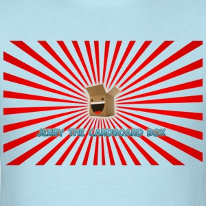Jerry The Cardboard Box! - Men's T-Shirt