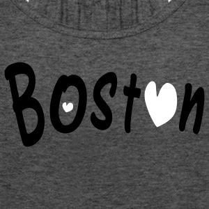 love Boston Women's Flowy Tank Top by Bella - Women's Flowy Tank Top by Bella