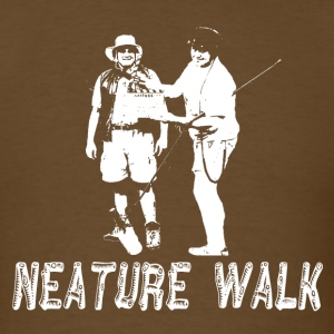 Neature Walk T-shirt - Men's T-Shirt