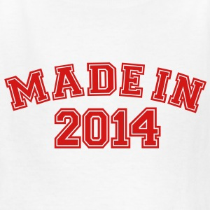 Made in 2014 Kids' Shirts - Kids' T-Shirt
